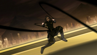 Lin Beifong metalbending