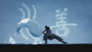 Opening Korra waterbending