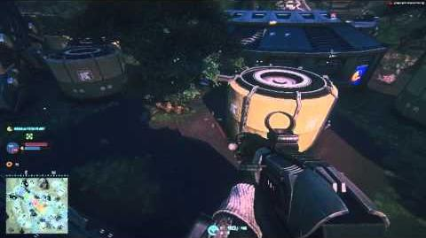 Planetside 2 Light Assault at a Tech Plant-0