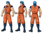 Toriko&#39;s Appearance