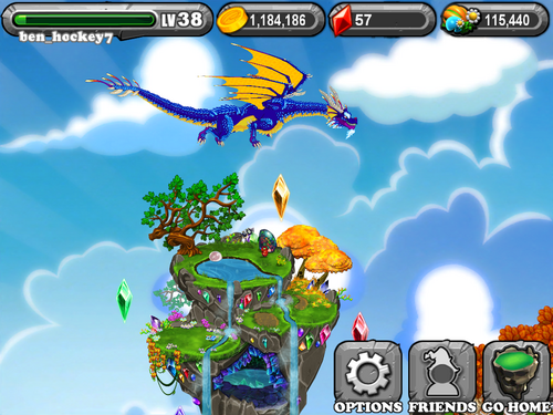 how to add friend dragonvale