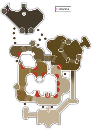 Skycity NPC Locations