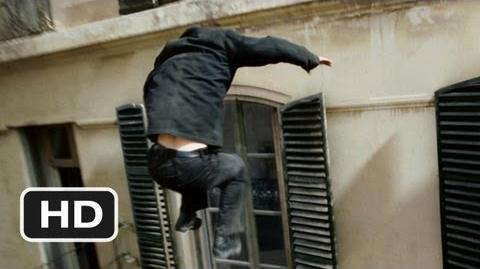 The Bourne Ultimatum (4 9) Movie CLIP - Bourne vs