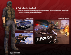 Police Protection Pack