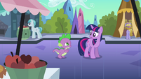 Spike &#39;I&#39;m coming with you&#39; S3E2