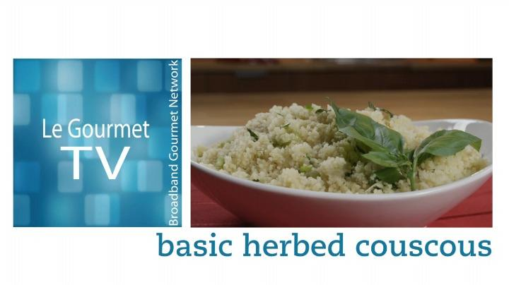 Herbed Couscous Recipe