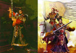 Dynasty Warriors 4 Artwork - Sun Quan