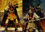 Dynasty Warriors 4 Artwork - Yuan Shao