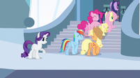Rarity very funny S3E1