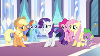 Rarity it&#39;s cool right S3E1