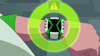 Omnitrix rebateri