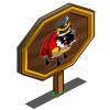 Nutcracker Sheep Mastery Sign-icon