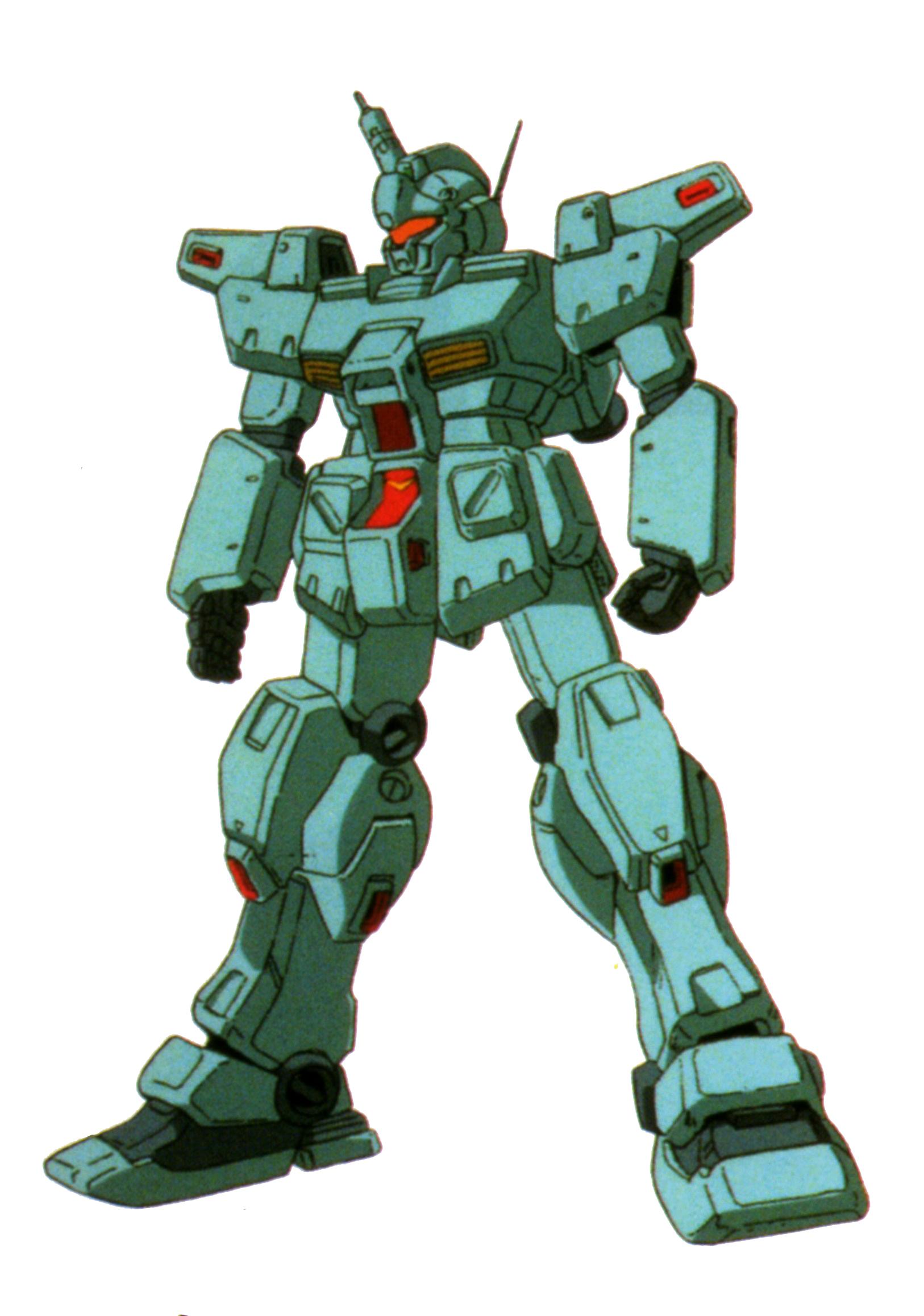 RGM-79N GM CustomFan Feed