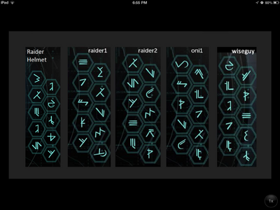 Halo 4 secret codes