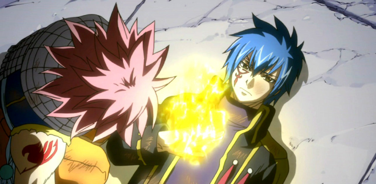 Jellal Fernandes Fairy Tail Simon
