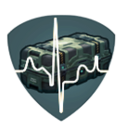 Hardline Perk Icon BOII