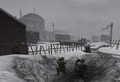Soviet soldiers Demolition CoD2