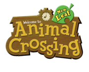 Animal Crossing New Leaf logo