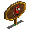 Tinsel Mini Foal Mastery Sign-icon