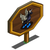 Winged Unicorn Mastery Sign-icon