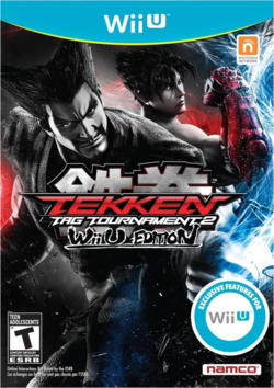Tekken Tag Tournament 2 (NA)