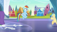 Rainbow Dash 'That's what I thought!' S3E2