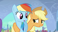 Applejack &#39;What I mean is&#39; S3E2