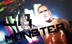 Randy Orton Edited Icon