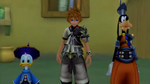 Donald,goufy,ventus