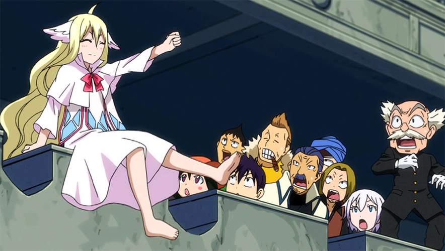 Mavis Fairy Tail Crying