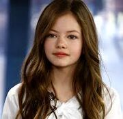 Mackenzie Foy aka.Renesmee