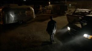 Renard and the Trailer