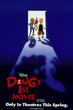 Doug's 1st Movie Poster