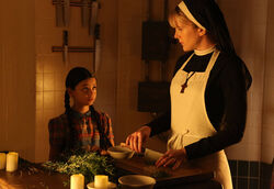 AHS S02E06 Sr Mary Eunice and Jenny