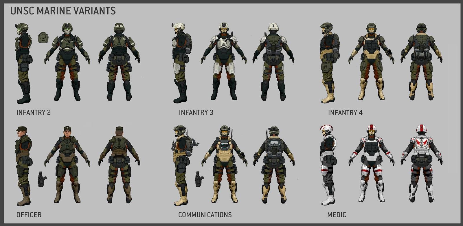 halo marine medic semi canon minecraft skin