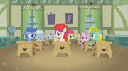 Cheerilee&#39;s class S1E12