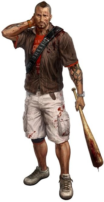 Dead Island Riptide Logan Fury Weapon