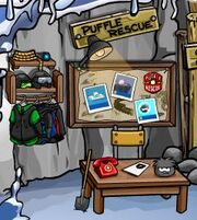 Puffle Rescue sign up