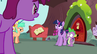 Twilight &#39;Please everypony&#39; S3E03