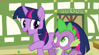Twilight &#39;That&#39;s not a bad idea&#39; S3E03