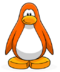 Orange Penguin Create