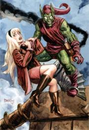 Green Goblin &amp; Gwen Stacy