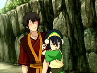 Zuko and Toph