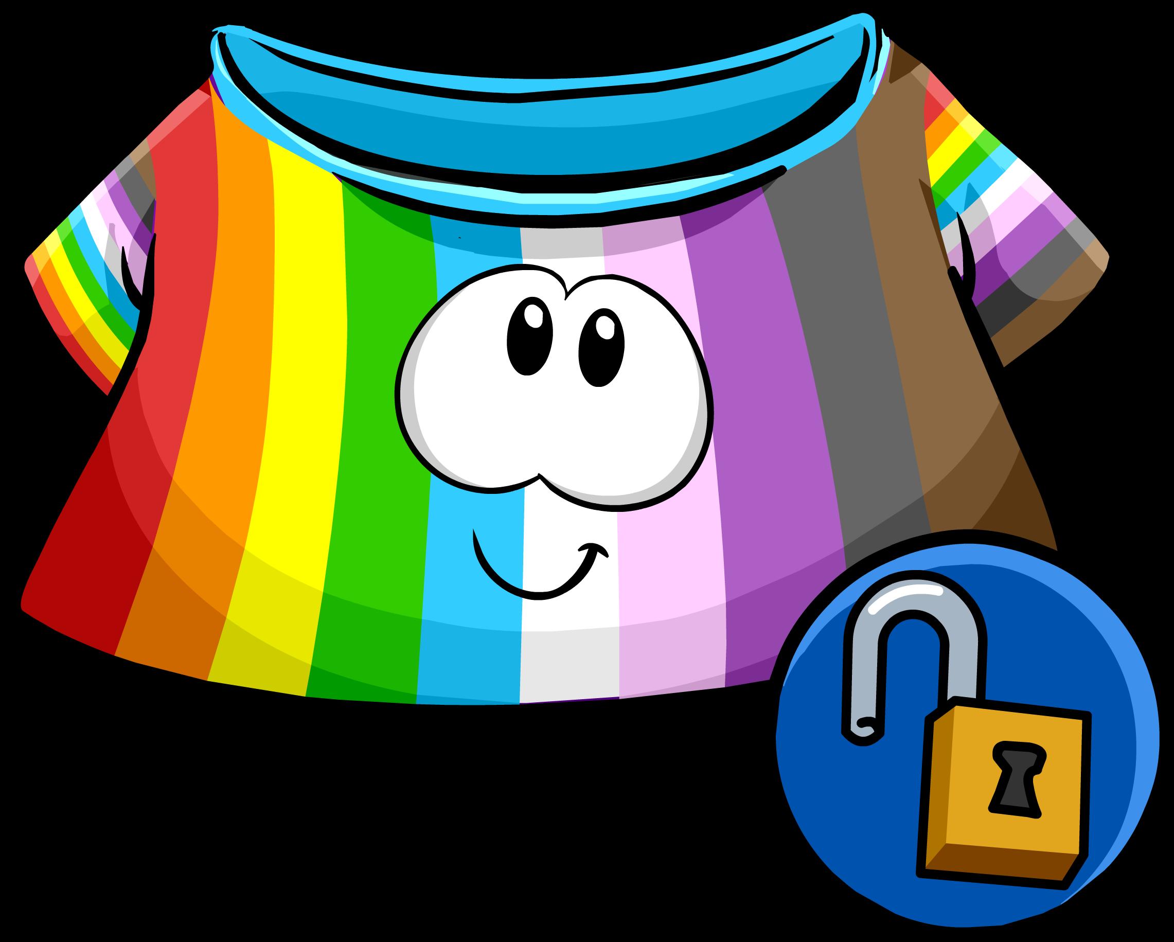 Club Penguin Rainbow Puffle Codes