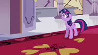 Twilight &#39;I dunno&#39; S3E2