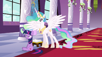 Celestia &#39;Didn&#39;t I&#39; S3E2