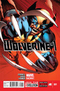 Wolverine Vol 5 1