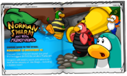 Norman Swarm advertisement 2