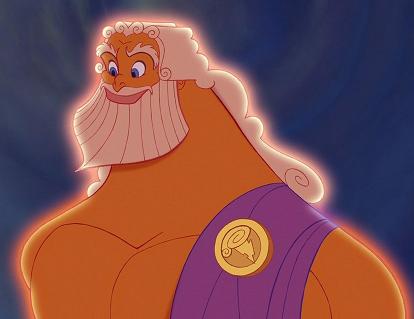 Zeus (Hercules) - Disney Wiki