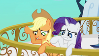 Applejack &#39;Don&#39;t know if I believe me&#39; S3E2